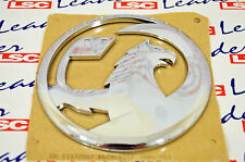 Vauxhall CORSA D Tailgate Griffin Boot Car Badge 24k Gold Plated 13377507