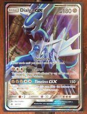 Pokemon Card   DIALGA  GX   Ultra Rare  82/131  FORBIDDEN LIGHT  ***MINT***
