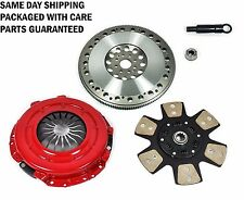 AF STAGE 3 CLUTCH KIT+FORGED STEEL FLYWHEEL 2007-2014 FORD SHELBY 5.4L 5.8L