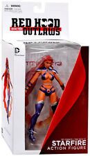 "2014 DC DIRECT COMICS NEW 52 RED HOOD & THE OUTLAWS STARFIRE 6"" FIGURE MIB"