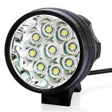 XM-L T6 CREE 9x 20000 Lumen LED Radfahren Bicycle Bike Fahrrad Kopf Licht Lampe