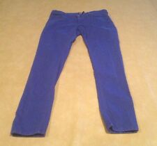 NWT The North Face w Valencia Pants Marker Blue Size 12 Mountain Heritage NEW