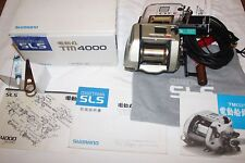 SHIMANO DENDOU-Maru - 4000-tm-ovp - elektrorolle-BIG GAME - 57kg-Made in Japan-nr-863