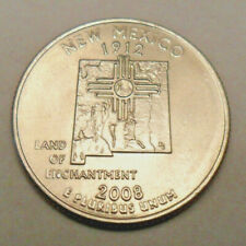 2008 D New Mexico Quarter   **FREE SHIPPING**