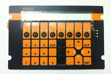 NEW For LAUER PCS090 PCS 090 Membrane Keypad