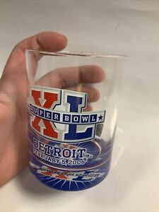 Pittsburgh Steelers Super Bowl XL Whiskey Glass RARE Official Product