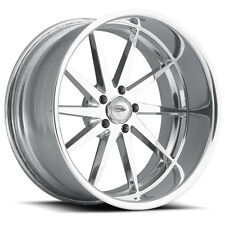 "20"" inch PRO WHEELS TURBINE BILLET RIMS BILLET NATION TEAM ASANTI DUB US MAGS"