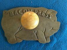 Vintage Bacon press .kitchen display