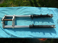 * BMW, K 75 S,  Front Forks complete with Tubes, Stanchions, Yokes etc.,