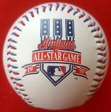 1997 MLB All-Star Game Commemorative Baseball JACOBS FIELD Cleveland, OH (G)