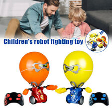 Robo Fight Balloon Puncher Remote Control Boxing Blasting Battle Toys Electric