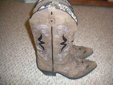 Laredo cowboy boots Women's size 8M~EUC~L@@K!