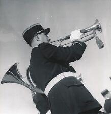 COËTQUIDAN c. 1952 - Garde Républicaine Fanfare Clairon Morbihan - NV 472