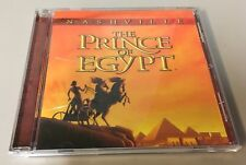 Prince of Egypt [Nashville] by Original Soundtrack (CD, Nov-1998, Geffen)
