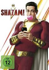SHAZAM! (Zachary Levi, Mark Strong) NEU+OVP