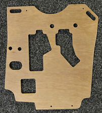 Wooden pedal floor board Right Hand Drive Porsche 993 Manual