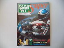 - MOTOSPRINT SUPER - SUPPLEMENTO 13/1978