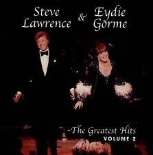Greatest Hits, Vol. 2 by Eydie Gorme/Steve Lawrence & Eydie Gorme/Steve Lawrence (CD, Oct-2012, GL Music Co.)
