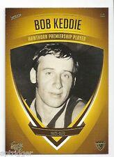 2011 Select Hawthorn Heritage Premiership Player (061) Bob KEDDIE