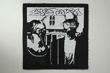 Dystopia Cloth Patch (CP207) Crust Punk Rock Infest Doom GG Allin