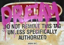 """Mr Brainwash     """"Dream""""      MAKE  OFFER   #DDSBA"""
