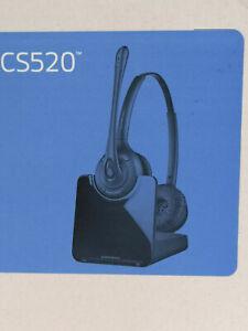 Plantronics Schwarz CS 520A Steuersatz , Headset