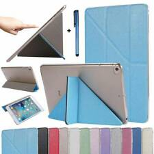 """For iPad Mini Air Pro 9.7"""" 10.2"""" 10.5"""" 11"""" 12.9"""" Smart Leather Stand Case Cover"""