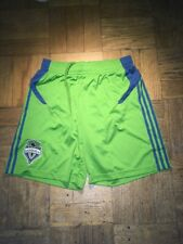 Adidas Seattle Souders Mens Soccer Shorts Size Large