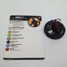Heroclix Guardians of the Galaxy Vol. 2 set Nebula #015 Chase figure w/card!