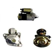 Fits MAZDA 323 1.5i 16V AT (BJ) Starter Motor 1998-2000 - 13182UK