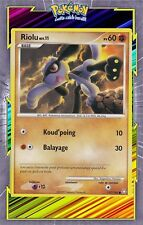 Riolu - DP6:Eveil des Legendes - 117/146 - Carte Pokemon Neuve Française