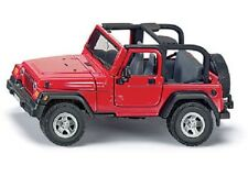 Siku Diecast Model 1:32 Scale 4870 - Jeep Wrangler