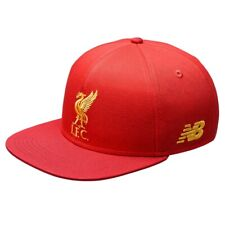 2019/20 New Balance Official Liverpool FC Red Base Snapback Cap - MH934012