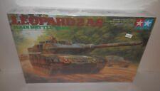 Tamiya 1:35 Leopard 2 A6 Main Battle Tank #35271 NIB