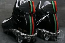 Mens Nike Alpha Menace Elite Bhm Black History Month Football Cleats Sz 15