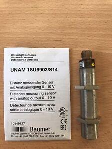 Baumer 18U6903/S14 Sensore Induttivo Prossimità