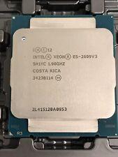 Intel Xeon E5-2609 V3 SR1YC 1.9GHz 15MB 6.4GT/s LGA2011-3 CPU Processor