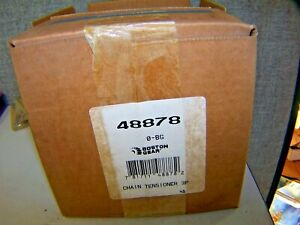 NEW BOSTON GEAR 0-BG CHAIN TENSIONER 3P 48878
