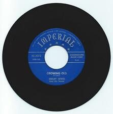 JUMP BLUES 45 SMILEY LEWIS GROWING OLD ON IMPERIAL STRONG VG REPRO