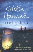 Firefly Lane, New, Hannah, Kristin Book