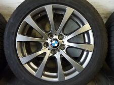 WINTERREIFEN ALUFELGEN ORIGINAL BMW X6 E71 X6M X5M V-SPEICHE 298 M298 255/50 R19