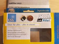 ESU 54686 LokPilot Micro Decoder V4 DCC Next18. NEU OVP