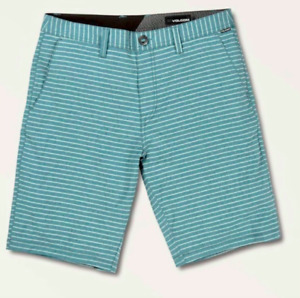 Volcom Boys Surf N Turf Board Shorts New With Tags