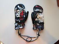 Grenade Gloves L Danny Kass Misfit Mitten Snowboard glove lib tech burton