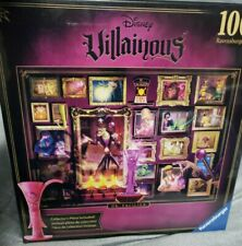 New Sealed Disney Villainous Ravensburger 1000 Piece Puzzle Dr. Facilier 2020