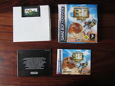 AROUND THE WORLD IN 80 DAYS                 -----   pour GAME BOY ADVANCE