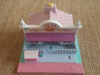Vintage Polly Pocket 1993 Bluebird Pet Store Compact ONLY