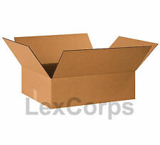 20 Qty 20x16x6 SHIPPING BOXES LC Mailing Moving Cardboard Storage Packing