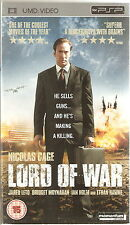 LORD OF WAR - Nicolas Cage, Jared Leto, Bridget Moynahan (UMD for PSP 2006)