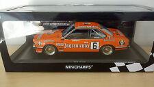 Minichamps 1/18 BMW 635 CSi Jagermeister Brun Motorsport H-J.Stuck DPM 1984 No6